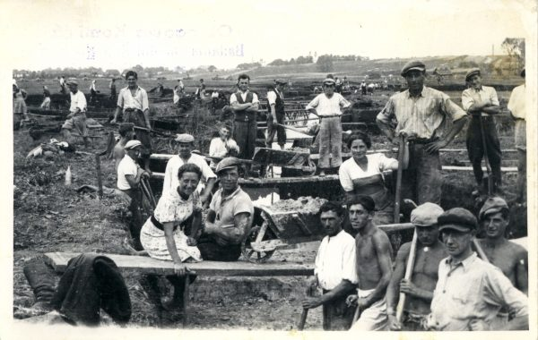 Forced Labourers and the Water Works Camps in the Lublin District