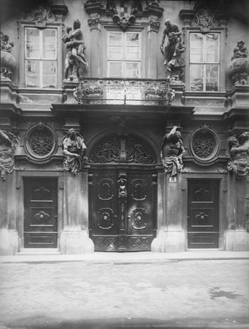 The Society of Friends building; Austrian National Library: https://www.memento.wien/address/20800/