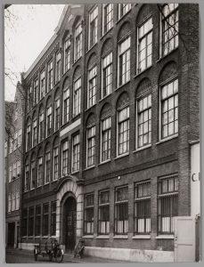Front of the Committee for Special Jewish Affairs (Het Comité voor Bijzondere Joodsche Belangen; CBJB); Jewish Historical Museum, Amsterdam