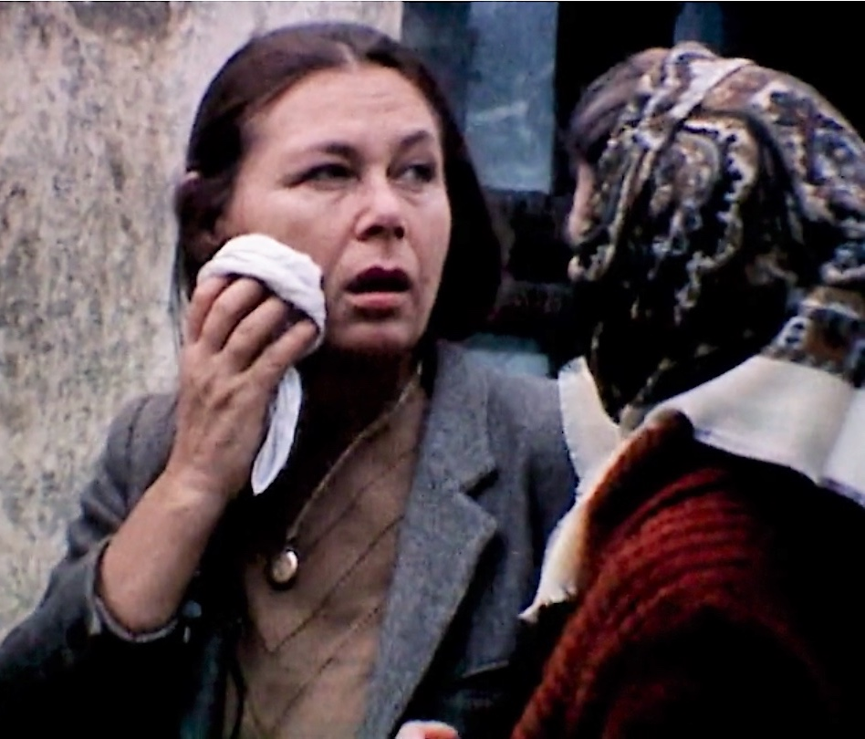 One Film – Two Visits. Edith Bruck in Tiszakarád